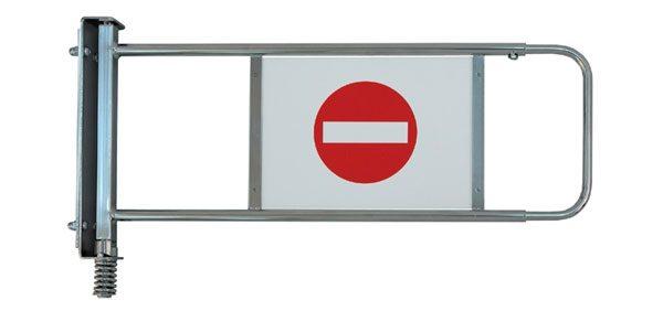 Damix-Systemy prowadzenia klienta-bramka przykasowa-Bako2000