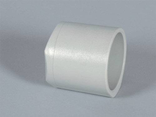 damix-systemy prowadzenia-dodatkidowygrodzeń-Mufa plastikowa do bramki mechanicznej lub bramki przykasowej (fi 60 mm)-Bako2000